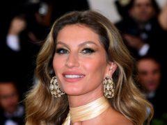 Gisele Bundchen has spoken about her split from Leonardo di Caprio (Ian West/PA)