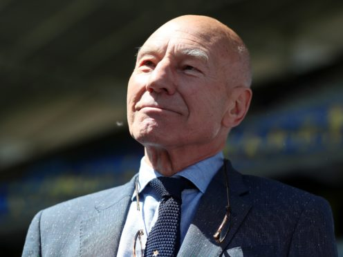 Sir Patrick Stewart has voiced his disapproval of the political class (Mike Egerton/PA)