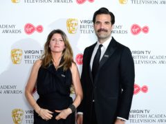 Sharon Horgan and Rob Delaney bid farewell to the Channel 4 show (Ian West/PA)