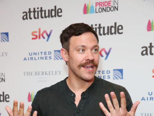 Will Young attending the Attitude Pride Awards 2018 at The Berkeley, London (Isabel Infantes/PA).