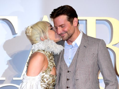 Lady Gaga has dismissed rumours of a romance between her and Bradley Cooper (Ian West/PA)