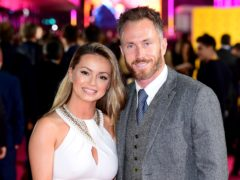 Ola and James Jordan are considering IVF to start a family (Ian West/PA)