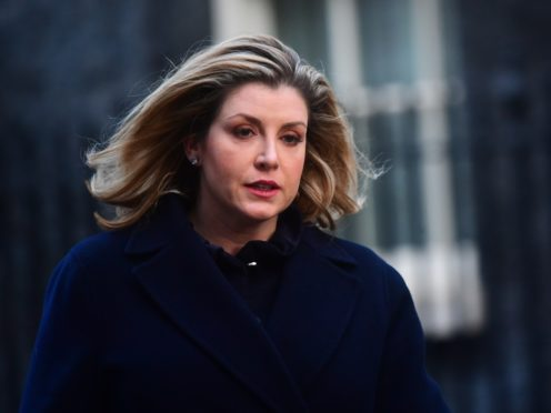 Penny Mordaunt wrote to the BBC to complain (Victoria Jones/PA)