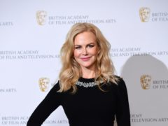 Nicole Kidman wants to tackle gender imbalance in film (Ian West/PA)