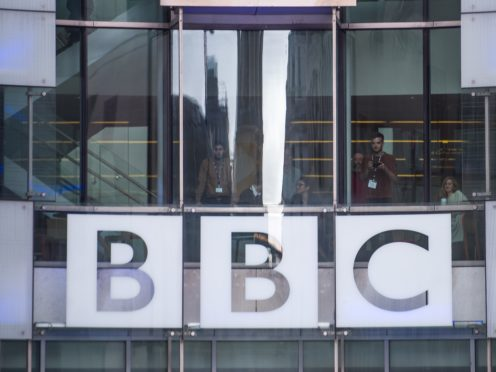 The BBC chairman said the review showed that the BBC is among the leaders when it comes to transparency (Peter Summers/PA)
