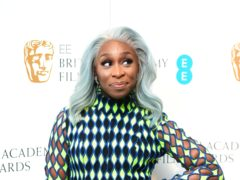 Cynthia Erivo believes Us actors are less competitive (Ian West/PA)