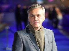 Christoph Waltz attending the world premiere of Alita: Battle Angel, held at the Odeon Leicester Square in London. (Ian West/PA)
