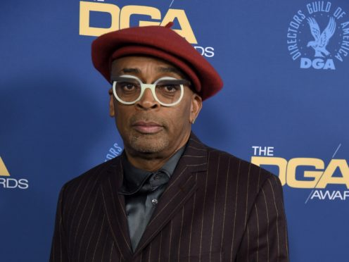 Spike Lee urged people to learn from history during a rousing speech at the Directors Guild Of America Awards (Chris Pizzello/Invision/AP)