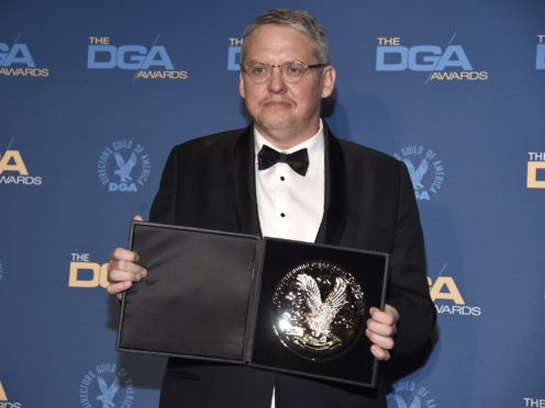 Adam McKay was among the winners at the Directors Guild Of America Awards (Chris Pizzello/Invision/AP)