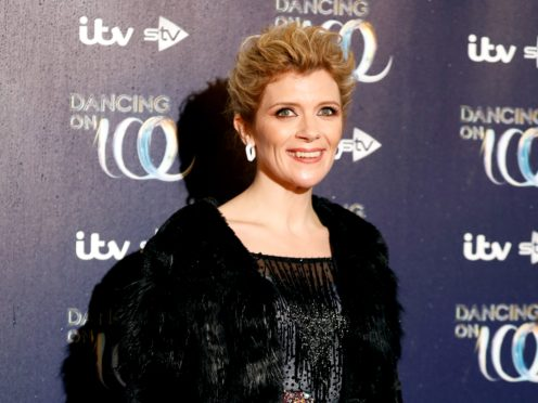 Jane Danson said she pushed herself too far (David Parry/PA)