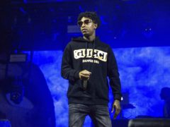 Atlanta-based rapper 21 Savage is in immigration custody in the US (Amy Harris/AP)