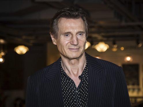 Liam Neeson's film premiere has been cancelled (Photo by Vianney Le Caer/Invision/AP, file)