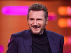 Liam Neeson sparked outrage by saying he once had violent thoughts about killing a black person (Matt Crossick/PA)