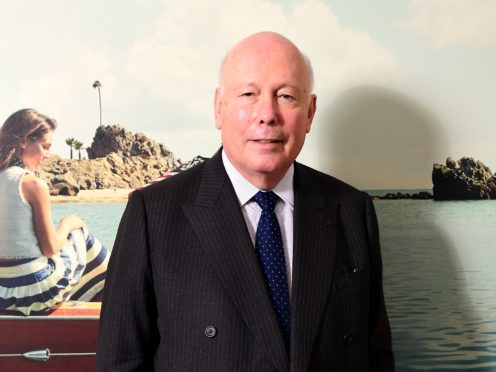 ITV commissions new period drama by Downton Abbey creator Julian Fellowes (Ian West/PA)