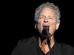 Lindsey Buckingham is recovering at home. (Winslow Townson/Invision/AP)