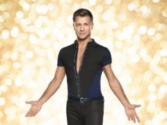 Strictly Come Dancing professional Pasha Kovalev has confirmed his departure from the programme (Ray Burmiston/BBC/PA)