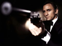 EDITORIAL USE ONLY Undated handout photo issued by EON Productions of Daniel Craig as James Bond. The upcoming Bond film has reportedly been given the working title of Shatterhand.