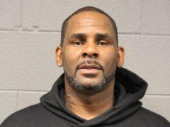 R Kelly (Chicago Police Dept via AP)