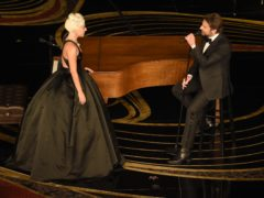 Lady Gaga and Bradley Cooper's romantic Oscars performance divides viewers (Chris Pizzello/PA)