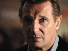 Liam Neeson said he was trying to show honour to and stand up for his friend (Ian West/PA)