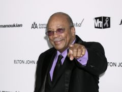 Quincy Jones will present Michael Jackson's Off The Wall, Thriller and Bad in concert (Yui Mok/PA)