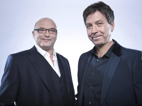 MasterChef's Gregg Wallace and John Torode on years-long feud (John Wright/BBC)