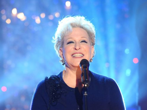 Bette Midler will perform at the Oscars (Ian West/PA)