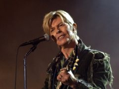 A demo of David Bowie singing his hit song Starman has been sold for £51,000 after languishing in a loft for nearly 50 years (Yui Mok/PA)