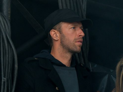 Chris Martin has filed for a restraining order against an alleged stalker (Mark Runnacles/PA)