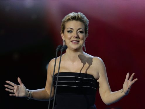 Sheridan Smith said the death of Mike Thalassitis made her feel ill (Yui Mok/PA)