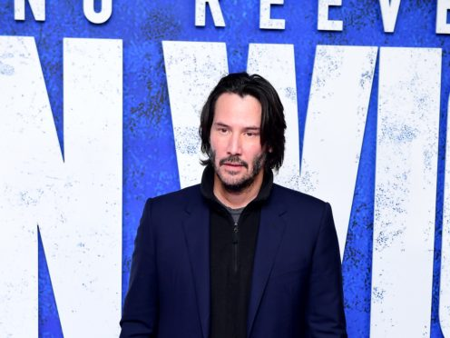 Keanu Reeves' character makes his debut in the first full trailer for Toy Story 4 (Ian West/PA)