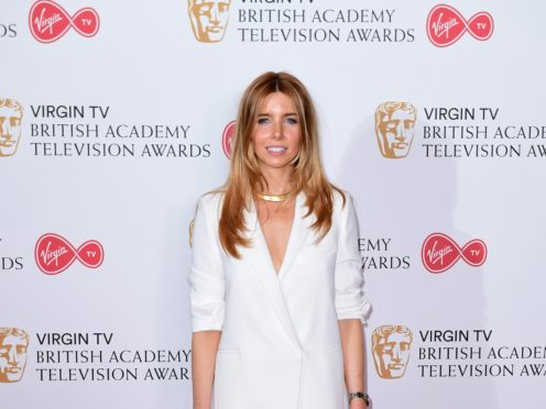 Stacey Dooley's new make-up show Glow Up has proven to be a hit with viewers (Ian West/PA Wire)