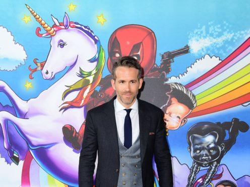 Ryan Reynolds (Ian West/PA)
