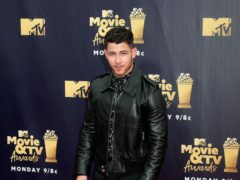 Nick Jonas has admitted to being behind the break-up of the Jonas Brothers (Francis Specker/PA)