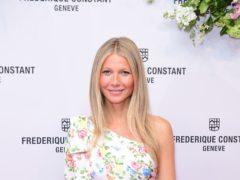 Gwyneth Paltrow has wished husband Brad Falchuk a happy birthday (Ian West/PA)
