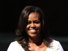 Becoming by Michelle Obama is among a number of works by female writers shortlisted in the 2019 British Book Awards (Yui Mok/PA)