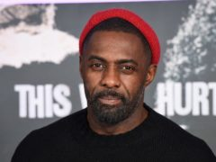 Idris Elba has called for and end to knife crime (Matt Crossick/PA)