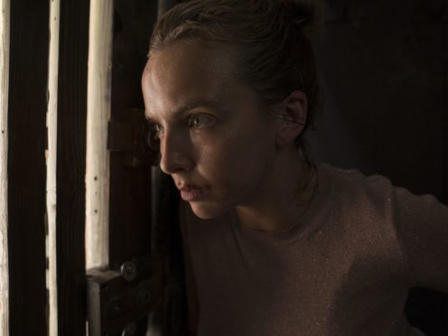 Jodie Comer in season two of Killing Eve (Aimee Spinks/BBC America)