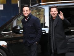 Ant and Dec are hosts of some of the broadcaster's biggest shows (Jonathan Brady/PA)