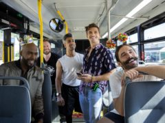 Queer Eye's Fab Five will make over a lesbian for the first time in season three (Christopher Smith/Netflix/PA)