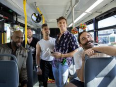 Tan France said Queer Eye has helped change the conversation about men (Christopher Smith/Netflix)