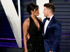 Nick Jonas bought wife Priyanka Chopra a luxury car (Ian West/PA)