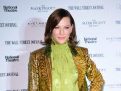 Cate Blanchett (PA)