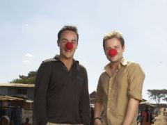 Ant McPartlin and Declan Donnelly in 2007 (Comic Relief)