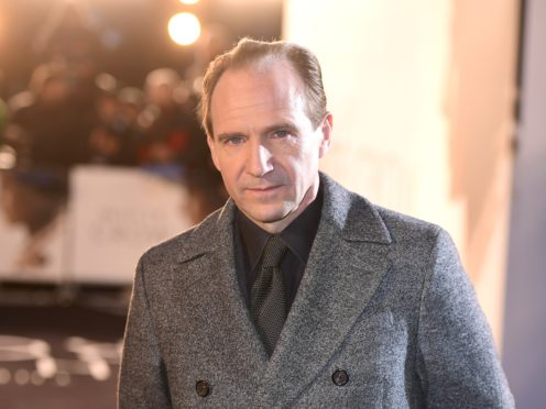Ralph Fiennes at the premiere of The White Crow (Ian West/PA)