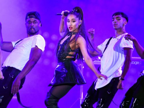 Ariana Grande has teased new music and explained her hectic release schedule (Chris Pizzello/Invision/AP, File)
