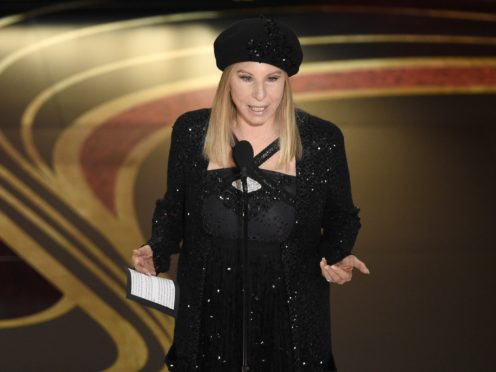 Barbra Streisand came under under intense criticism online (Chris Pizzello/Invision/AP/PA)