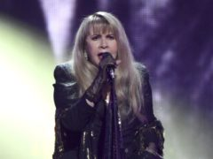 Stevie Nicks made history at the Rock and Roll Hall of Fame (Evan Agostini/Invision/AP)