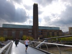 Tate Modern, London (Tim Ireland/PA)