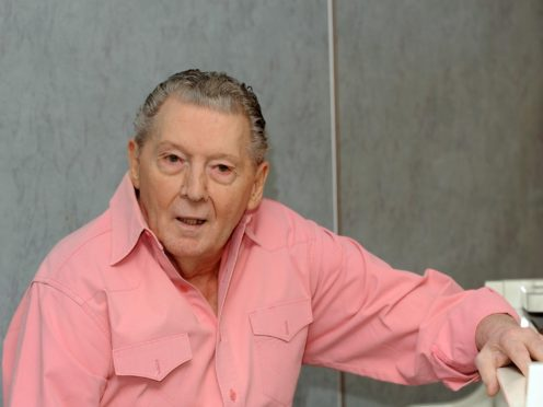 Jerry Lee Lewis is recovering surrounded by his family after suffering a minor stroke, a representative for the star has said (Zak Hussein/PA)